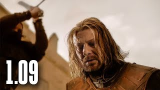 GAME OF THRONES: Baelor / Analyse & Besprechung / Staffel 1 Episode 9