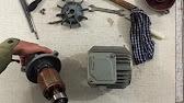 Проверить статор на витковое или обрыв. - YouTube