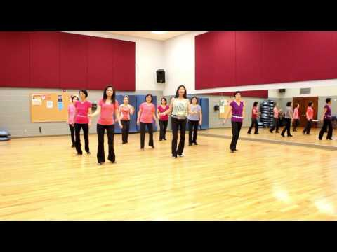 I Will Not Say Goodbye - Line Dance (Dance & Teach in English & 中文)