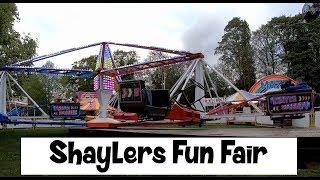 Shayler's Fun Fair Vlog