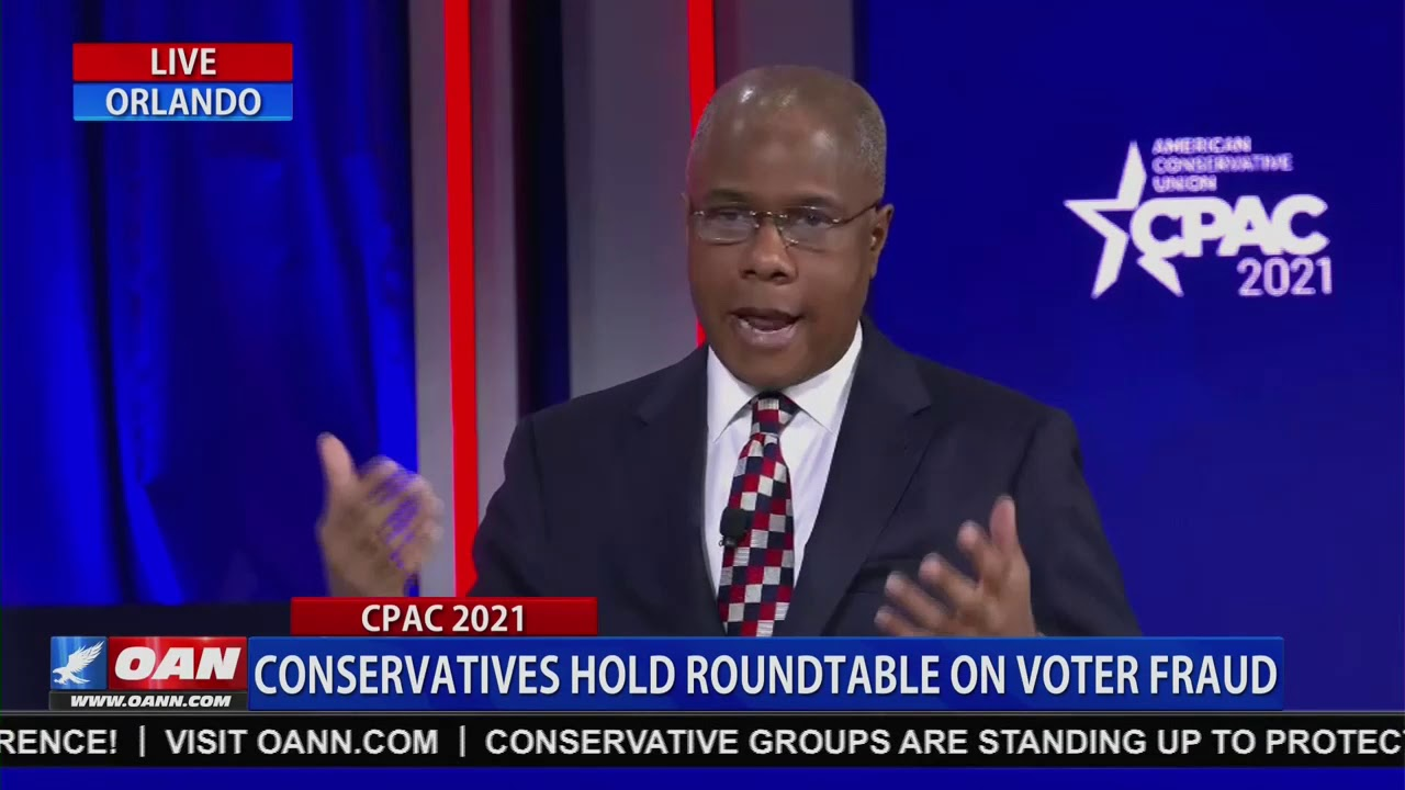 CPAC 2021: Republican Deroy Murdock says Democrats will blackmail elderly with insulin
