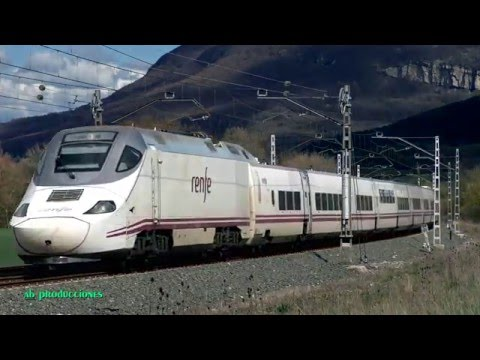 TRAINSPOTTING VOL 420 Trenes renfe Música: Seize the Day MachinimaSound