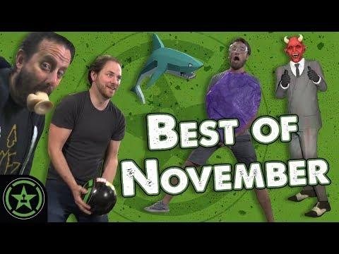 Best of Achievement Hunter - November 2017