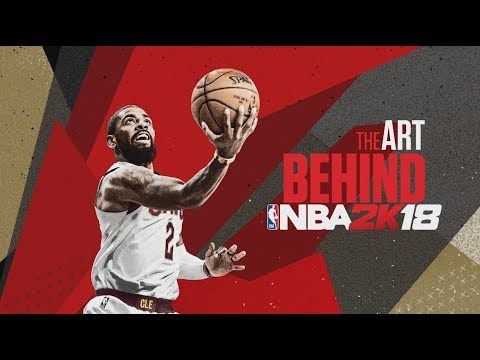 NBA 2K18 - The Art Behind NBA 2K18 Video Blog