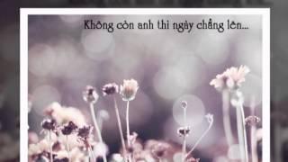 Yêu anh và mất- Tăng Nhật Tuệ ft Hồ Bảo Nhi- Acoustic