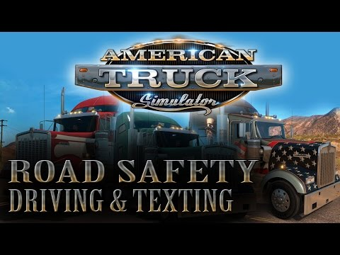 Road Safety Test (Part 3 - Texting And Driving)