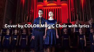 Download Alan Walker & Ava Max - Alone cover by COLOR MUSIC Choir with lyrics