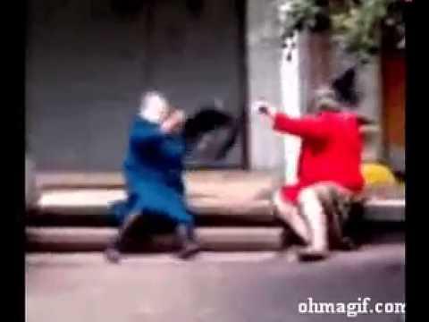 Distruction boyz Omunye phezu komunye Granny fight 101