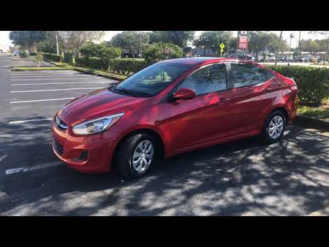 2015 RED HYUNDAI ACCENT GLS (KMHCT4AE6FU) with an 1.6L engine, Automatic transmission, located at 6921 40th St N, Pinellas Park, FL, 33781, (727) 366-8136, 27.834944, -82.687653 - Photo #0