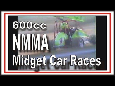 SIR Raceway 600cc Class Midget Car Races NMMA