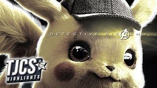 Detective Pikachu Vs Avengers Endgame - Who Wins Next Weekend