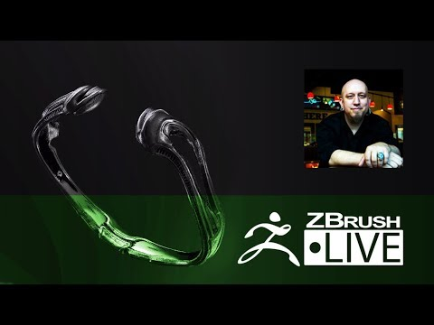 T.S. Wittelsbach - Sculpting, 3D Printing & ZBrush - Episode 11