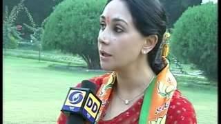Janadesh: Exclusive talk with princess Divya Kumari