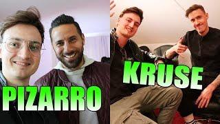 Hausparty bei Bundesliga-Star Kruse mit Claudio Pizarro | ViscaBarca