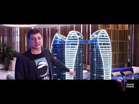 Taryan Towers: Артур Мхитарян рассказывает о флагманском доме Taryan Group