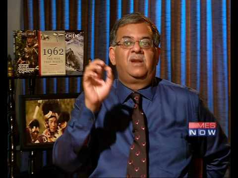 Shiv Kunal Verma talks of his book, 1962: The War That Wasn't (PART I)