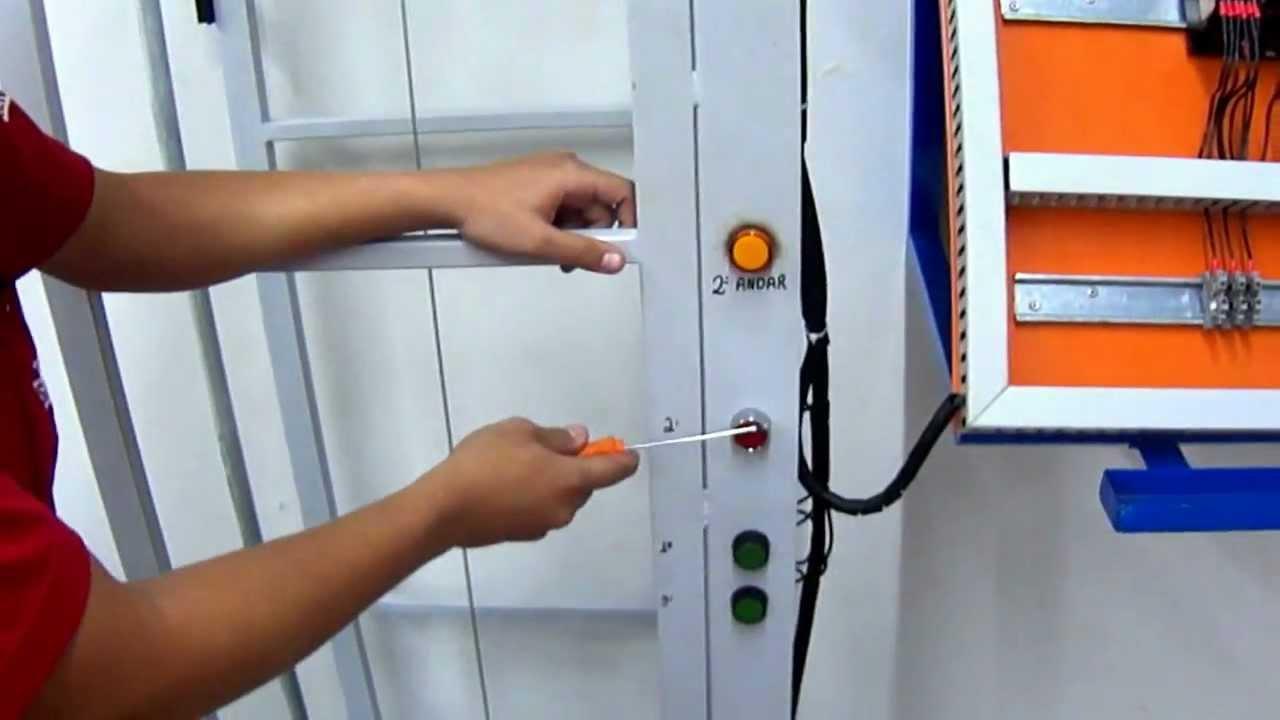 Como fazer um elevador senai youtube for Precio ascensor hidraulico 3 paradas