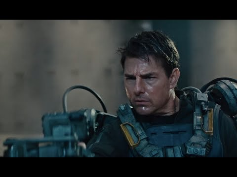 "Edge of Tomorrow - ""The Only Rule"" Clip [HD]"