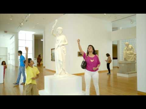 High Museum of Art for Atlanta's Ultimate Family Field Trip