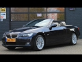 BMW 3 Serie Cabrio 325I HIGH EXECUTIVE AUT6 / XENON / NAVI / P
