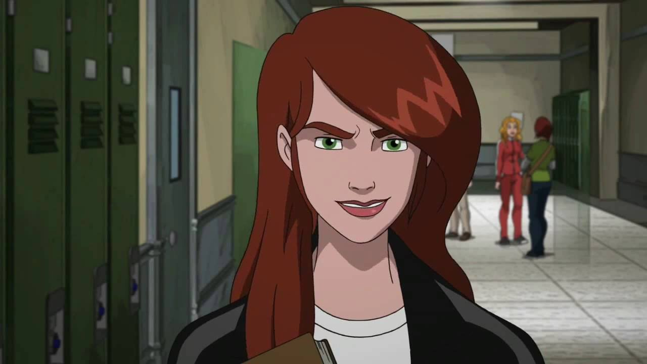 Ultimate Spider man Season 1 - Mary Janes & Peter Moments ...