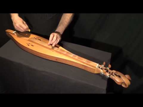 """GLORY OF THE NORTH"" Playford tune on Dulcimer"