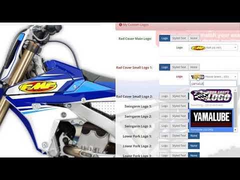 DeCal Works Semi Custom Kit YouTube - Decal works graphicsdecal works camo graphics youtube