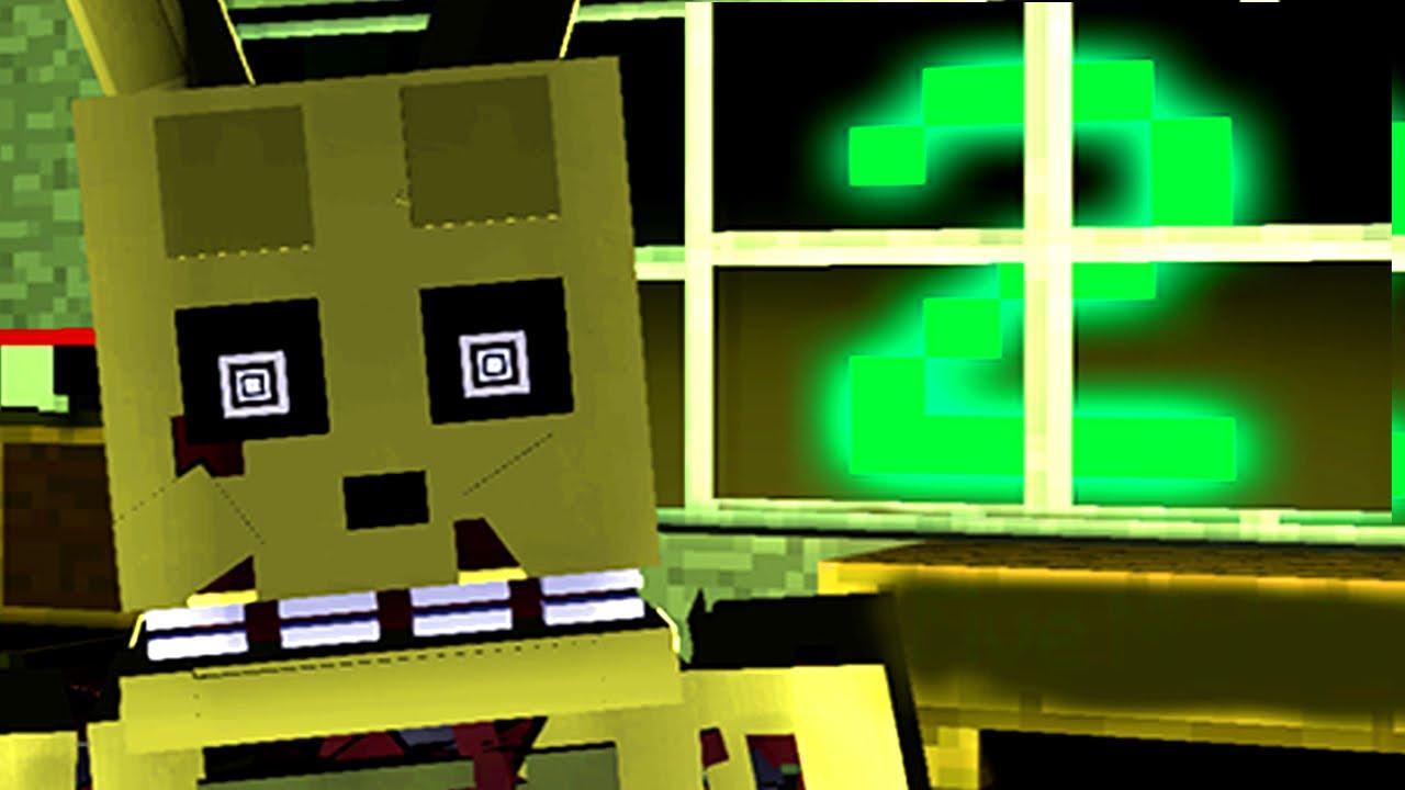 Five Nights in Minecraft 2 (FNAF 3)