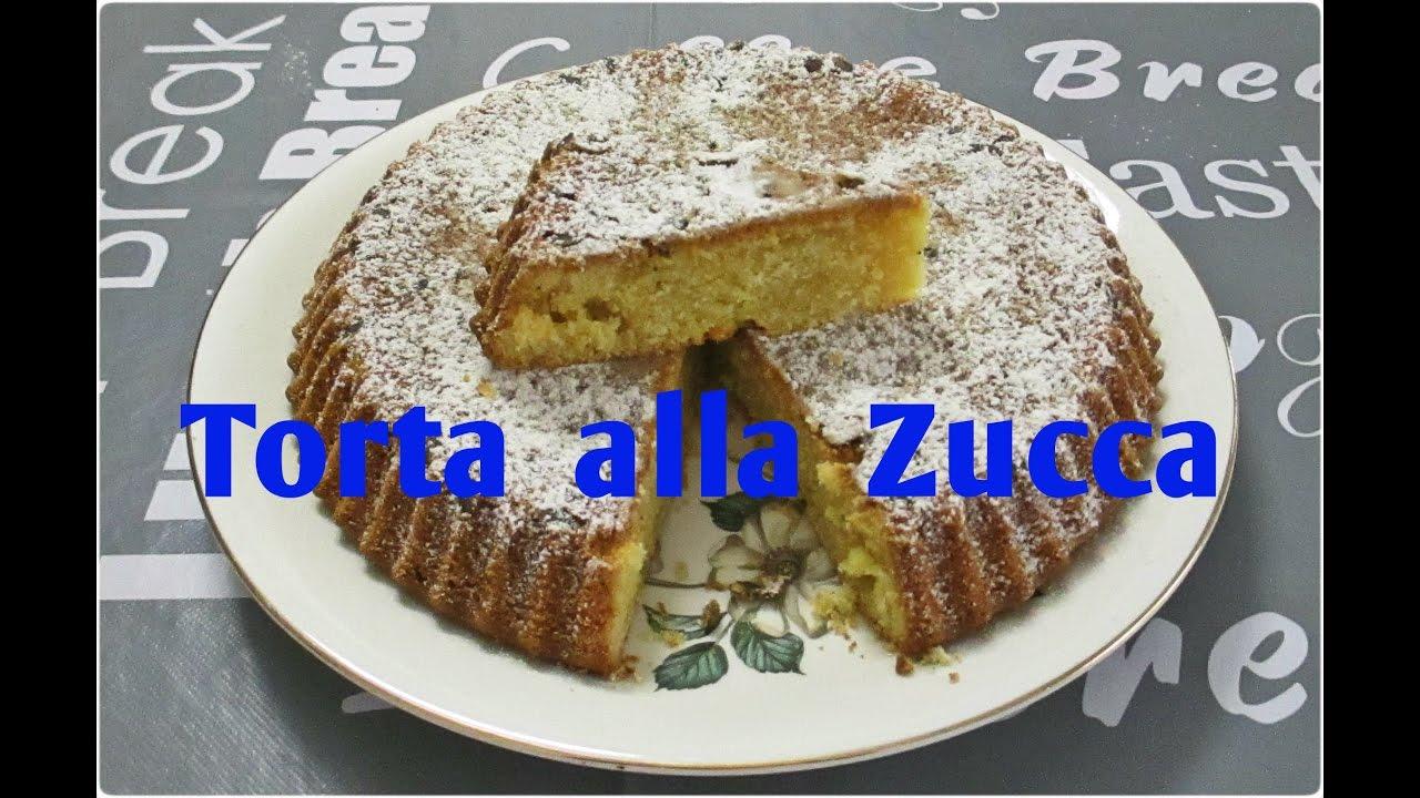Torta Alla Zucca Bimby Tm5