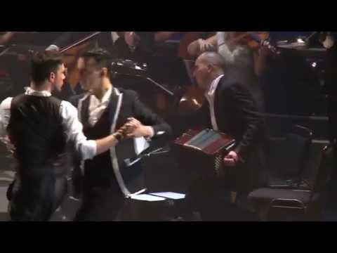 ROJOTANGO live (Martin Maldonado and Maurizio Ghella)