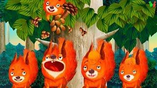 Лесные Животные которые живут НА ДЕРЕВЕ Pepi Tree Забавная мультик игра для Детей
