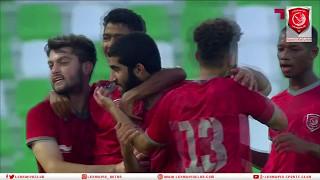 الأهداف | لخويا 3 - 1 نادي قطر | نصف نهائي كأس الشباب 17/16