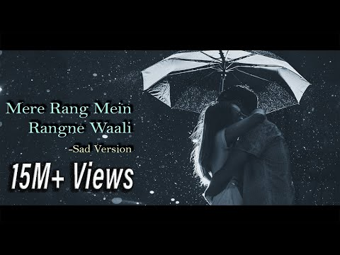 Mere Rang Mein Rangne Waali - Sad Version | Recreated | Maine Pyar Kiya | Salman Khan