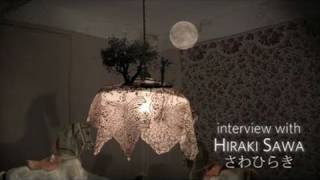 Interview with Hiraki Sawa - Bye Bye Kitty!!!