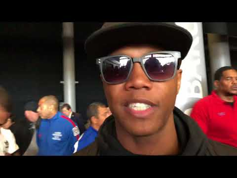 ZAB JUDAH TALKS JACOBS CHARLO SPARRING MAYWEATHER AND ERROL SPENCE