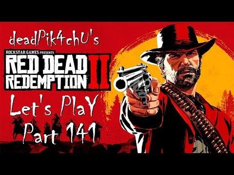 Let's Play Red Dead Redemption 2 | deadPik4chU's Red Dead Redemption 2 Part 141 thumbnail