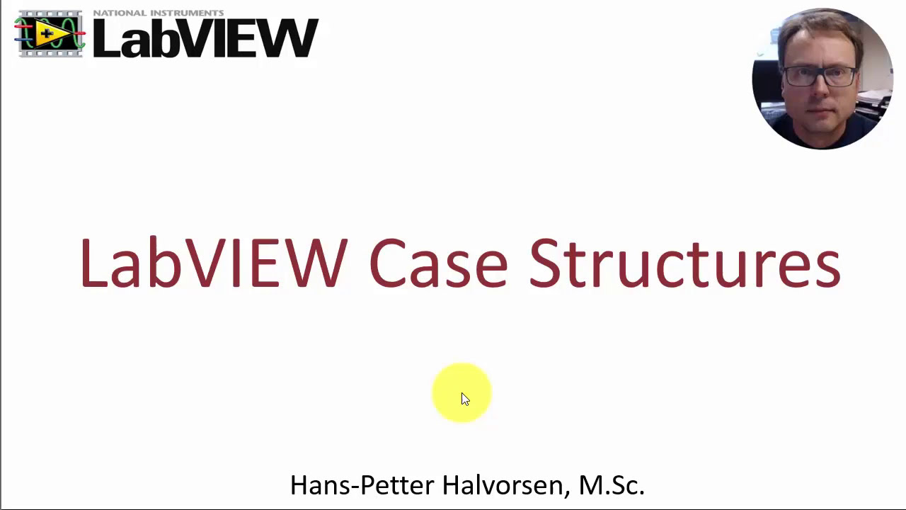 LabVIEW Case Structures