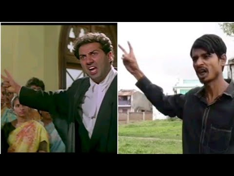 Tarikh Pe Tarikh - Sunny Deol Spoof | Bollywood Movie Scene - Damini Mp3