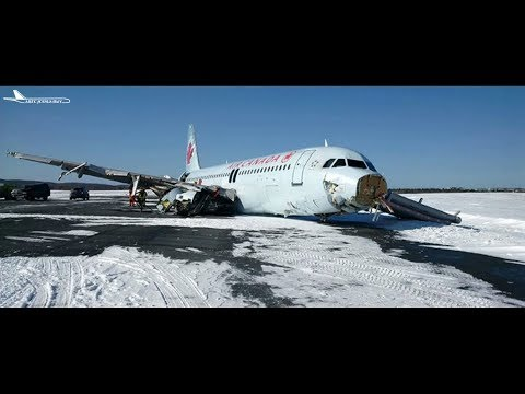 Why Did These Pilots Fail To Monitor Their Altitude? | Air Canada Flight 624