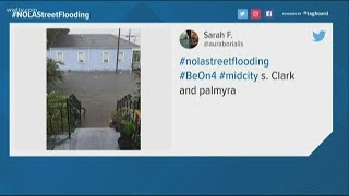 New Orleans flooding: 'This was a surprise event'