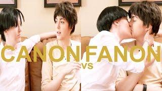 Video CANON vs FANON : ERERI / EREN x LEVI download MP3, 3GP, MP4, WEBM, AVI, FLV Agustus 2017