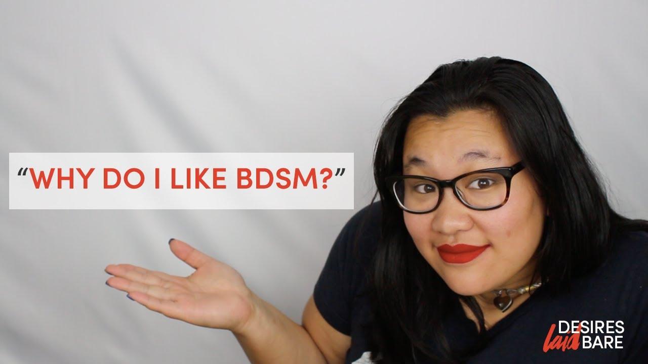 why do girls like bdsm