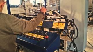 станок для изготовления щек кабельных барабанов(станок для изготовления щек кабельных барабанов номером 8-14.производит все операции от заготовки до полног..., 2015-11-07T05:53:12.000Z)