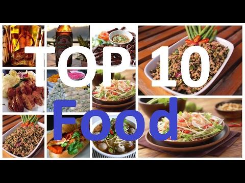 TOP 10 ASIAN FOOD
