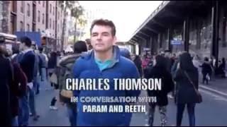 Inteview  With Biharilal Charles an Australian  From India | Param Garcha | Reeth Teckchandani