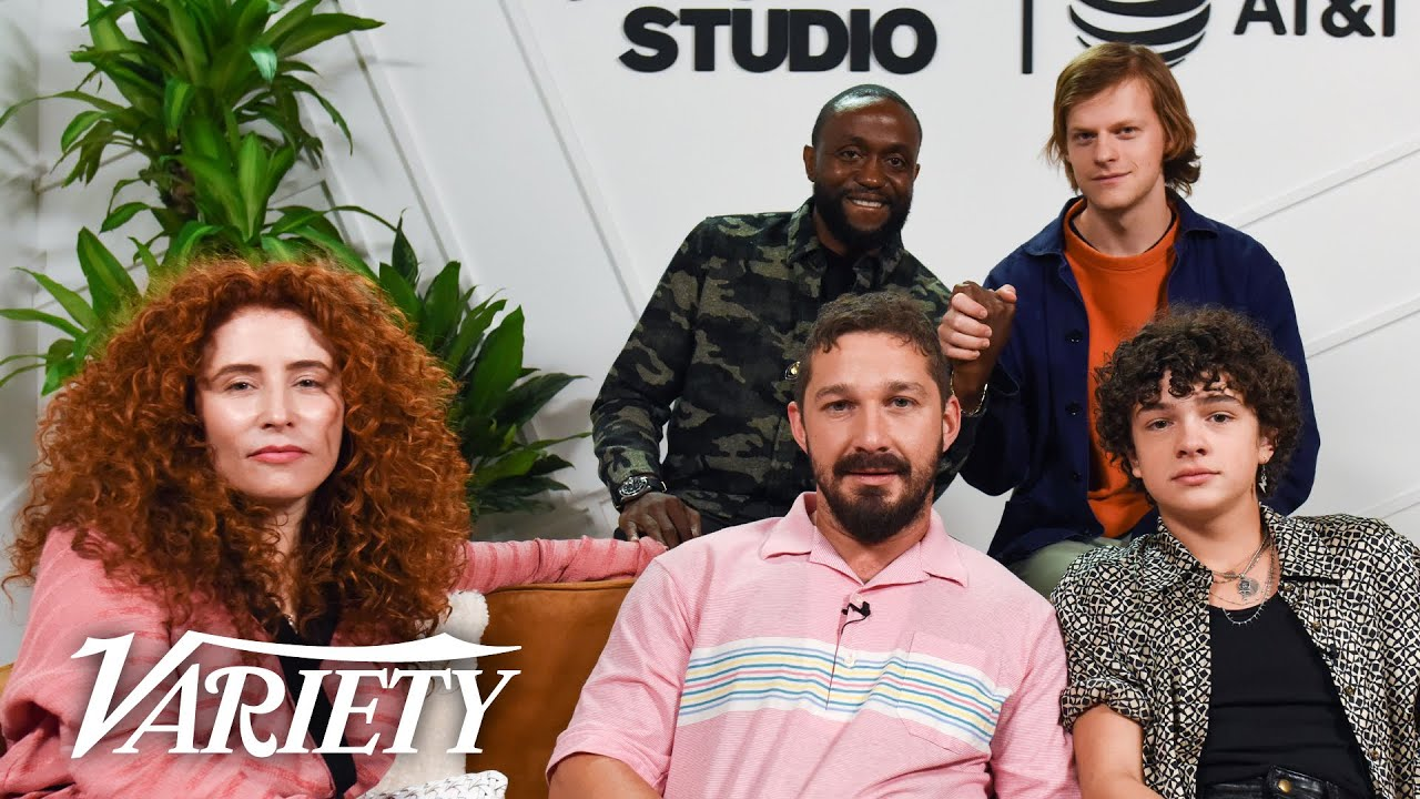 Shia LaBeouf on Playing His Own Dad in 'Honey Boy'