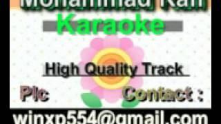 Kahan Chal Diye Idhar To Aao Karaoke Jhuk Gaya Aasman 1968 Rafi