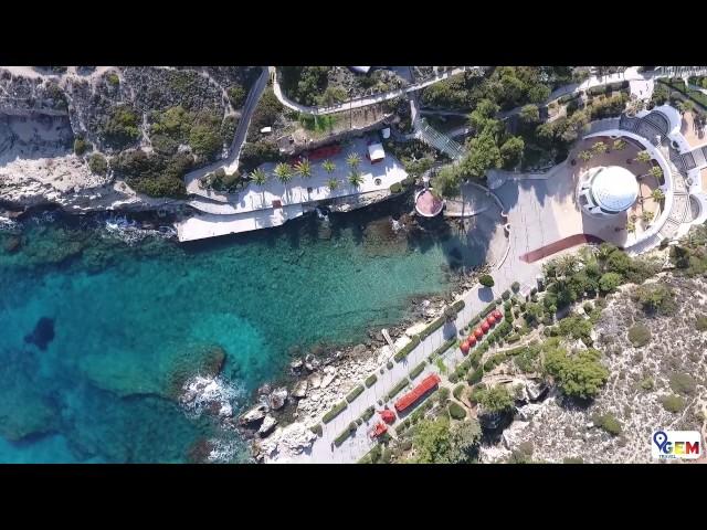 GEM Travel Rhodes - Aerial View of Kalithea Springs (HD)