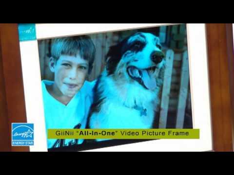 digital picture frames support