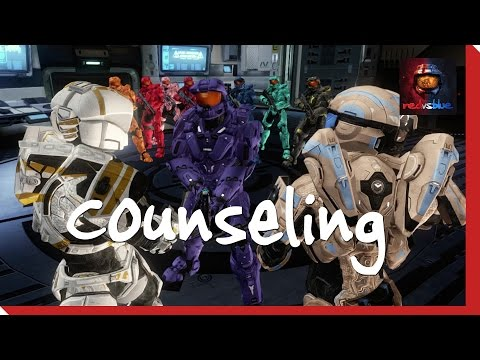 Season 13, Episode 14 - Counseling | Red vs. Blue